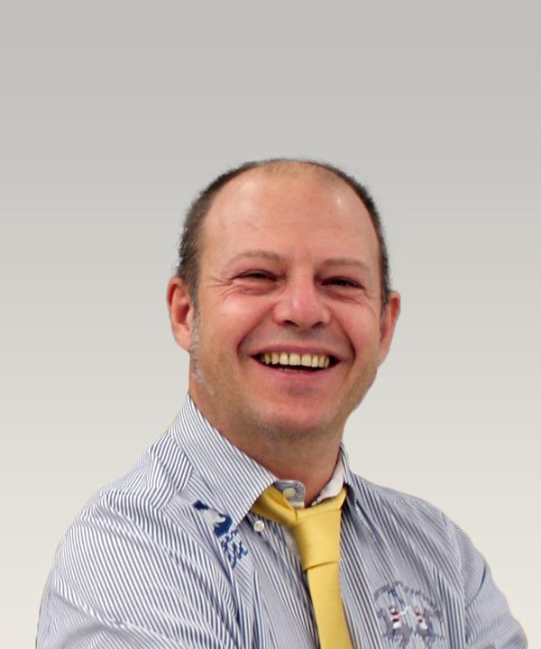 Giuseppe Chiauzzi - Responsabile laboratorio odontotecnico e relazioni esterne